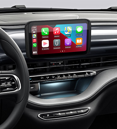 CARPLAY/ANDROID AUTO SEM FIOS